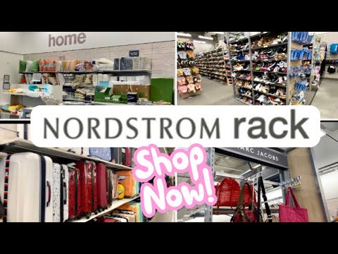 NORDSTROM RACK IS OPEN *Walkthrough* | SHOP WITH ME