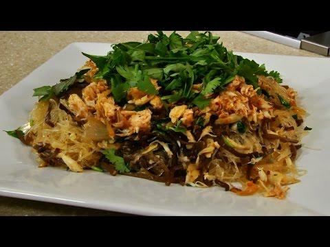 Uyen Thy's Cooking Express - Mieng Xao Cua