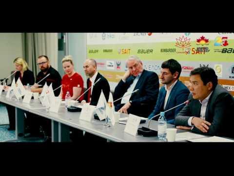 Canada Hockey Days in Kazakhstan 2017