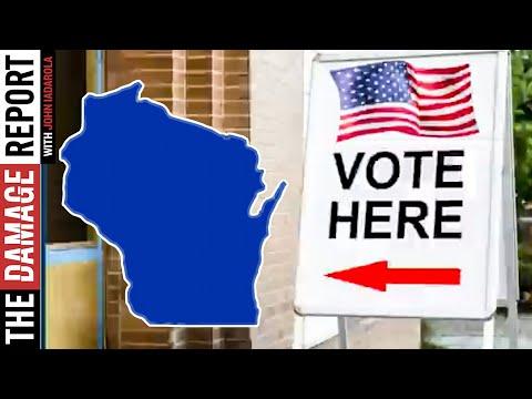 BREAKING: Wisconsin Postpones Primary