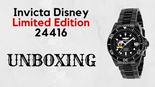 Invicta Disney Limited Edition Men's Diver Watch 24416 (Mickey Mouse)
