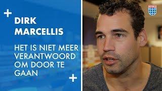 Dirk Marcellis beëindigt carrière