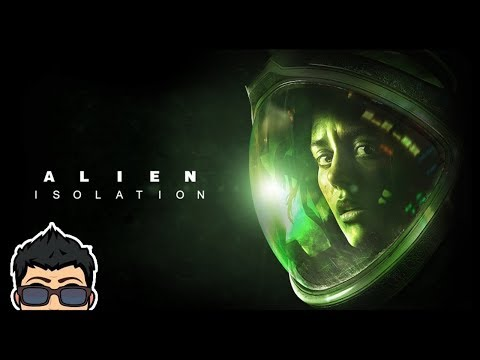 ALIEN_ISOLATION/LIVESTREAM /GET ME OUT OF HERE!