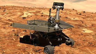 NASA shares status of the Mars Opportunity rover