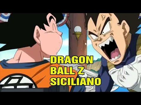 DRAGON BALL Z SICILIANO  NUOVO COMPLETO