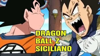 DRAGON BALL Z SICILIANO  NUOVO COMPLETO