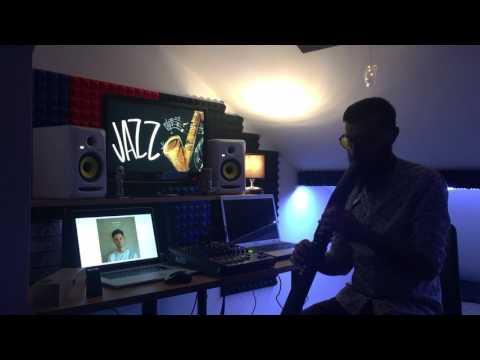 Akai Ewi 5000 Electronic Sax (Cretu Catalin Jazz)