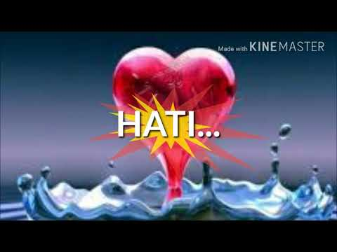 lirik letto lubang di hati
