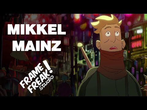 INTERVIEW W/ MIKKEL MAINZ The Reward Tales of Alethrion - The Creative Hustlers Show Ep.3