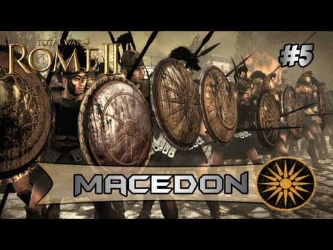 Let's Play: Total War: Rome II (Macedon) - Ep. 5