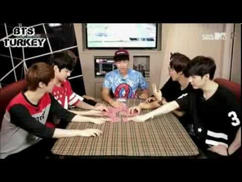 [10.09.2013] Rookie King BANGTAN-Channel Bangtan 2.Bölüm 2.P