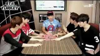 10.09.2013 Rookie King BANGTAN-Channel Bangtan 2.Bölüm 2.Part (Türkçe Altyazılı)