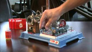 How to Use a Wilesco Double Acting Steam Engines
