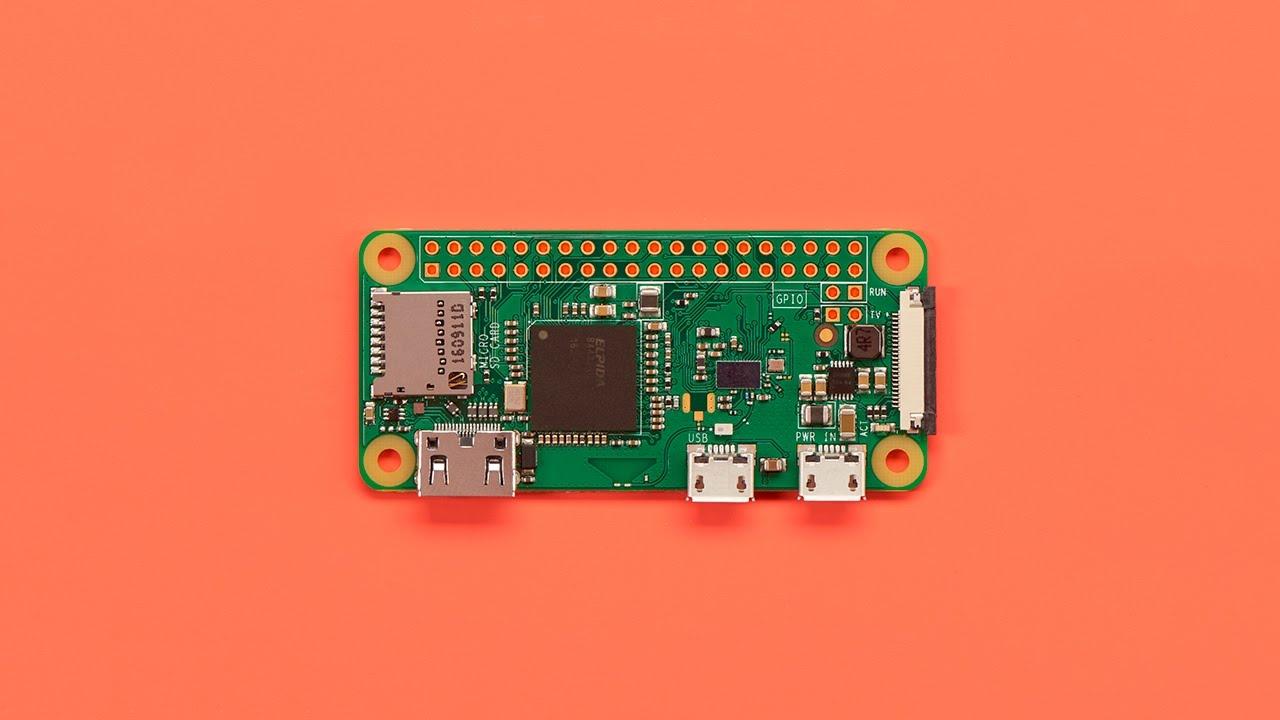 Raspberry Pi Zero W ID: 3400 - $10 00 : Adafruit Industries