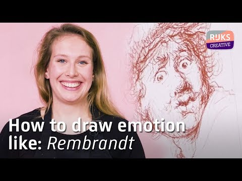 how-to-draw-emotion-like-rembrandt-|-the-rembrandt-course