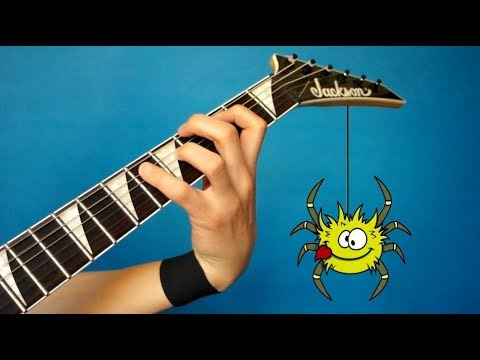 Spider Chords vs Hetfield's Technique