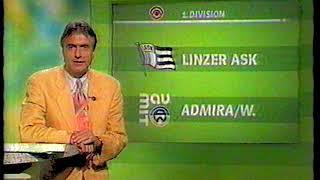 LASK - Admira Wacker 2:0 - Saison 1994/95