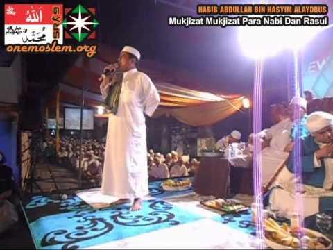 Habib Abdullah Bin Hasyim Alaydrus   Mukjizat Mukjizat Para Nabi Dan Rasul
