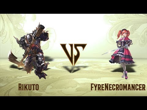 Rikuto (Astaroth) VS FyreNecromancer (Amy) - Ranked Set (05.04.2020)