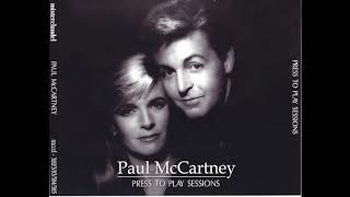 Paul McCartney: Press to Play Sessions