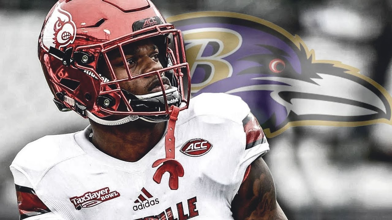 Ravens trade back into first round, draft QB Lamar Jackson with 32nd overall pick