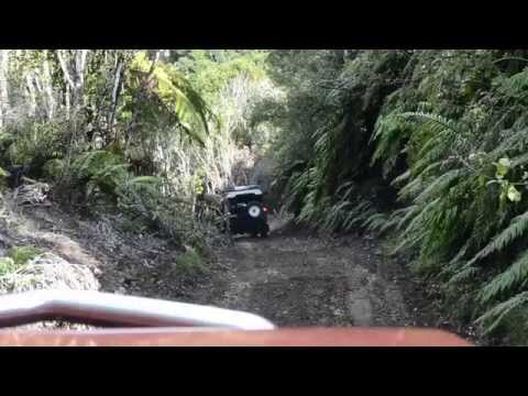 New Zealand 4x4 weekend HD