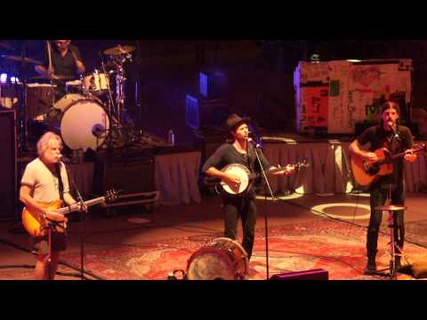 """Avett Brothers w/ Bob Weir """"Uncle John's Band"""" Red Rocks, Morrison, CO 07.11.14"""