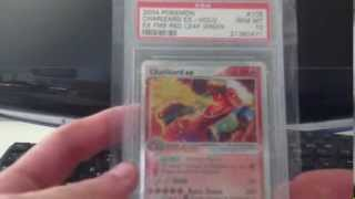 SALE! PSA Graded Pokemon Cards! PSA 10 Charizard EX, Crystal & More! VERY CHEAP!!