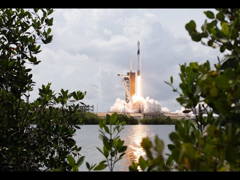 After the Launch: NASA and SpaceX Share Updates about Historic #LaunchAmerica Mission