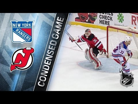 New York Rangers vs New Jersey Devils – Dec. 21, 2017 | Game Highlights | NHL 2017/18. Обзор матча
