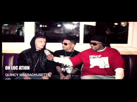 MBK interview Quincy Mass- Hip Hop Junky Radio Show