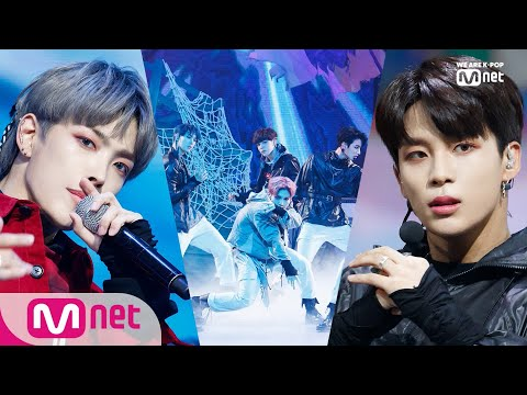 [ATEEZ - Pirate King] 2019 MAMA Nominees Special│ M COUNTDOWN 191121 EP.643