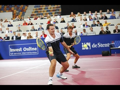 Haarhuis - Eltingh VS Bahrami - Bruguera   AFAS Tennis Classics 2014