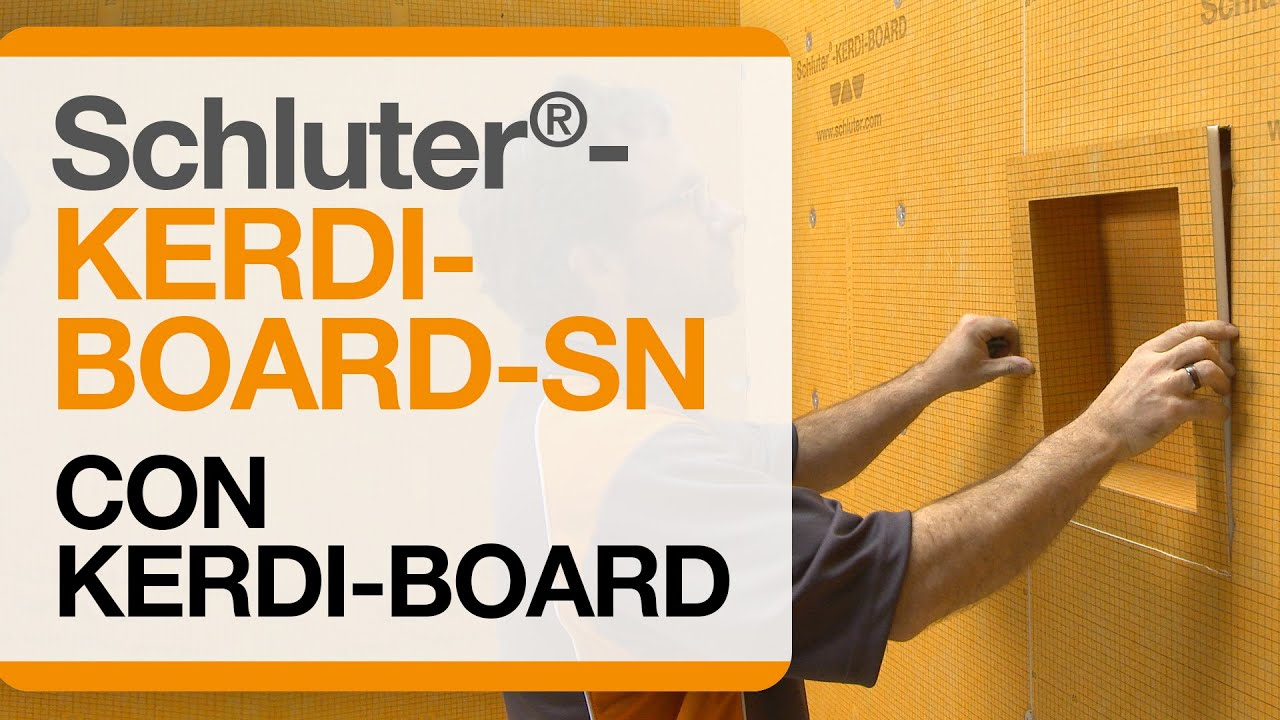 Nicho De Ducha Schluter 174 Kerdi Board Sn Con Instalaci 243 N