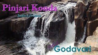 Pinjari Konda Water Falls | Best Tourist Places in East Godavari, Andhra