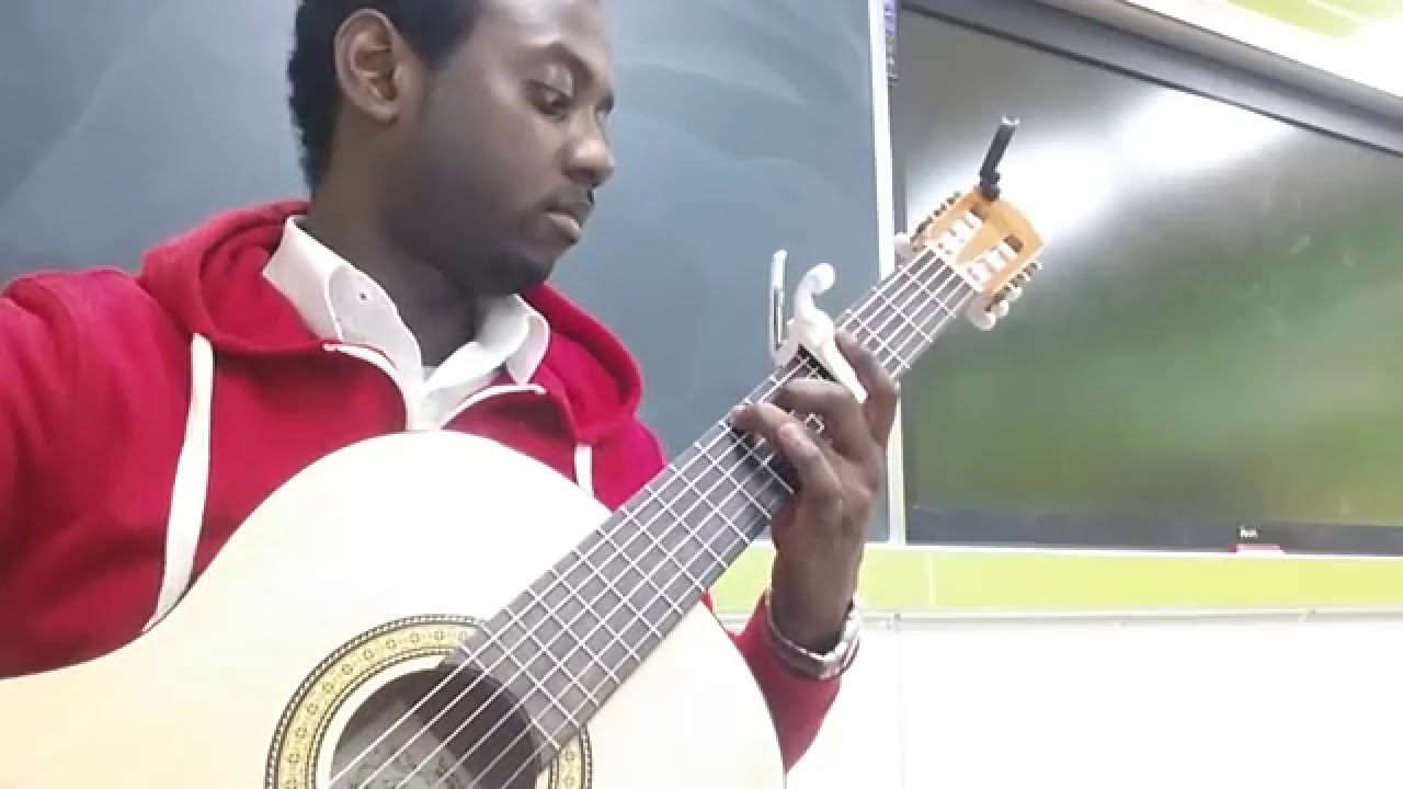 Give Love On Christmas Day guitar - YouTube