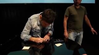 """Firmas de Discos / Encuentros de Pablo López """"Camino, Fuego y Libertad"""""""