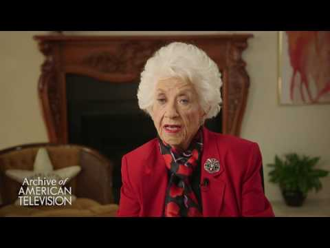 Charlotte Rae on getting cast on