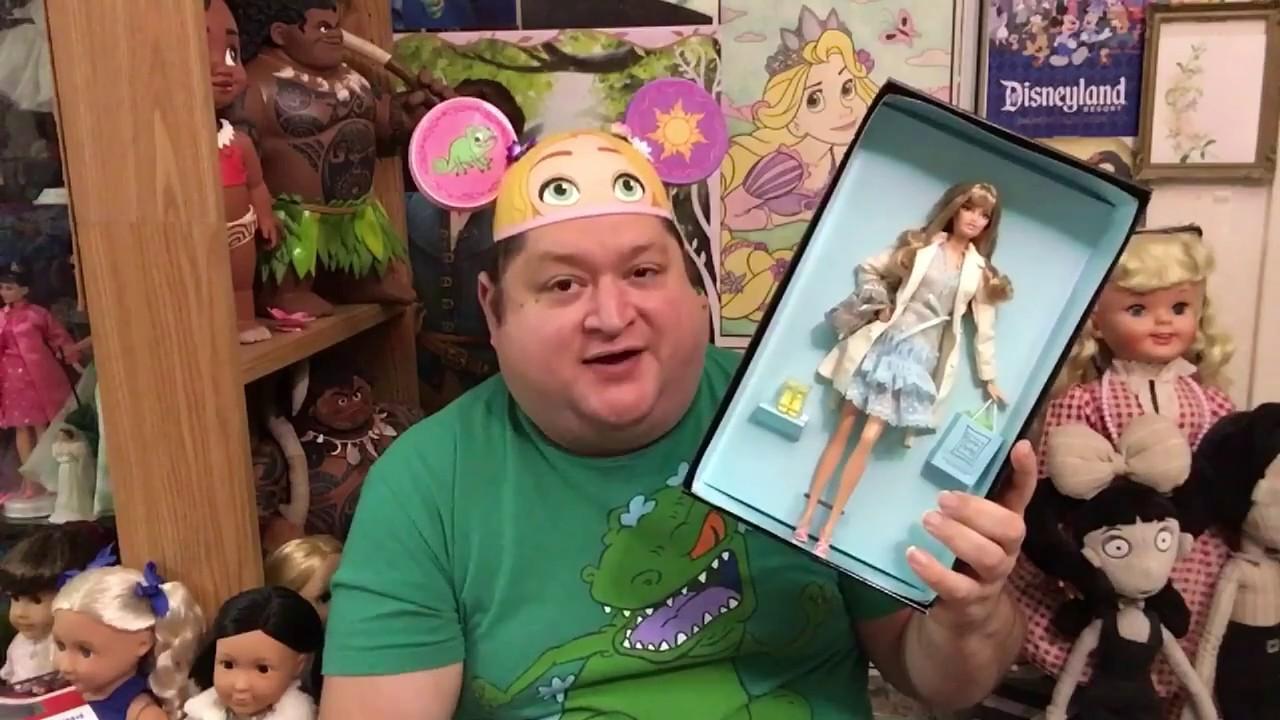 New Gold Label Cynthia Rowley Barbie Doll