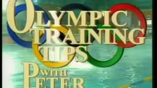 Eric Bana - Olympic Training Tips with Peter