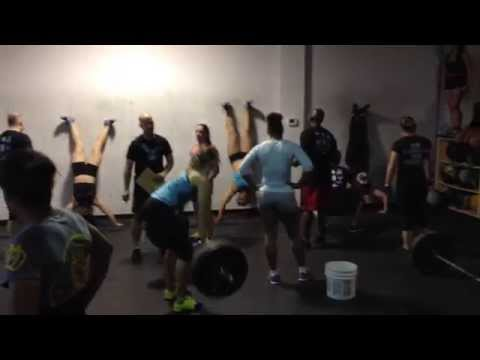 Capital Throwdown for CrossFit | Aldie Dulles Sterling Virginia | CapitalMMA.com