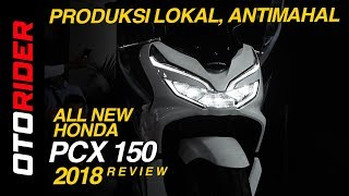 Video All New Honda PCX 150 Review Indonesia | OtoRider (English Subtitled) download MP3, 3GP, MP4, WEBM, AVI, FLV September 2018