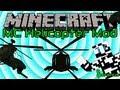 HELICOPTERS IN MINECRAFT!   Mod for Minecraft 1.6.2   Sorenus Mods 121