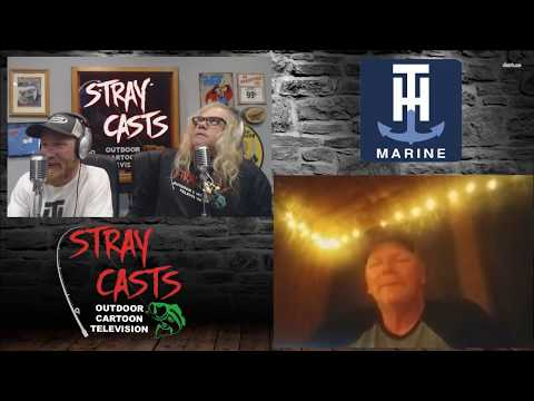 Stray Casts February 7, 2018, featuring Tim Frederick! Brandon McMillan!