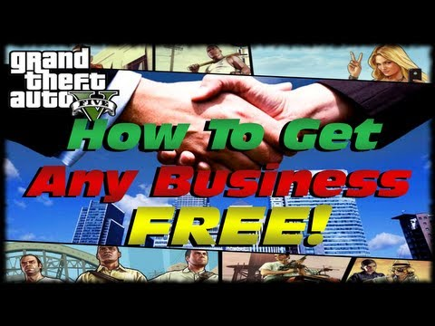 GTA 5 Free Business Glitch! How To Buy ANY Property For Free! Make Millions In GTA V!