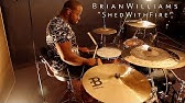 Kaz Rodriguez - Shed With Fire - Brian Williams Drum Cover