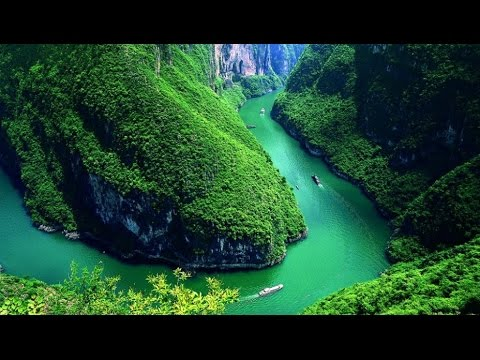 Yangtze Cruise, Three Gorges Cruise, Three Gorges Dam Tour(1080p)