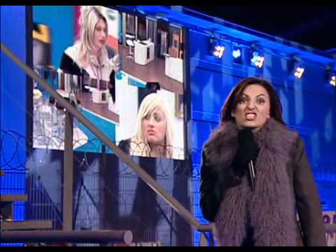 Celebrity Big Brother - Series 4 - Episode 1