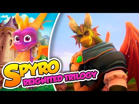 ¡Menudo Cambiazo! - 01 - Spyro Reignited Trilogy (PS4pro) DSimphony