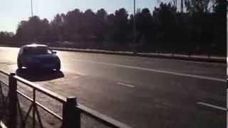 Chevrolet Aveo T-255. Видео сразу после занижения(, 2013-11-10T18:53:16.000Z)